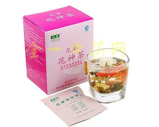 百草花神茶