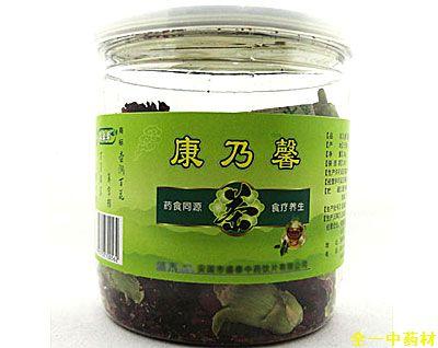 灌装康乃馨花茶