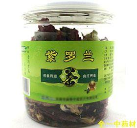 紫罗兰花茶